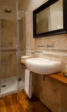 1000 images about bagni in pietra on pinterest - Bagno in travertino ...
