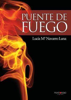 Me gustaría recomendaros la última lectura que he tenido el placer de leer... el magnífico poemario de la escritora y amiga mía Lucia Mª Navarro Luna, titulado Puente de Fuego, que recoge sus sentimientos, pensamientos, sensaciones, reflexiones, suspiros, gritos, y silencios... plasmados en preciosas poesías... http://tavernamasti.blogspot.com.es/2014/08/puente-de-fuego-2012-un-poemario-de.html