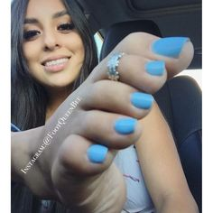Only Sexy Feet & Toes — She has absolutely perfect toes.