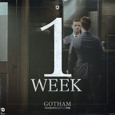 It's almost time. Gotham Season 2 is almost here.