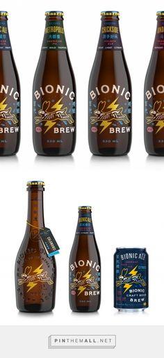 Bionic Brew | Oh Beautiful Beer - created via https://pinthemall.net