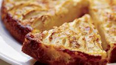 Vikkelä omenapiirakka - Yhteishyvä Sweet Pie, Prosciutto, Apple Pie, Banana Bread, French Toast, Deserts, Goodies, Food And Drink, Sweets