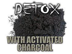 DETOX con carbón activado