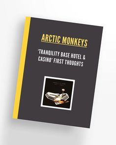 ARCTIC MONKEYS. Tranquility Base Hotel & Casino. - Two tracks in my first thoughts were a lot of fans are gonna hate this. Unfortunately given voice via social media so it has proved. Five years ago Arctic Monkeys released the sexy desert rock riff-filled LP AM ; itself a departure from the spitting indie of their first three albums and a shift sideways from the breezy Suck It and See. So thoughts of what an Arctic Monkeys should sound like should be dismissed. Theres always attachment to a…