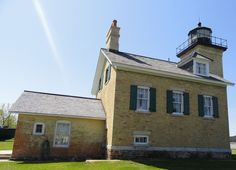 The Ontonagon Lighthouse is open for tours daily in the summer. Contact the Ontonagon Historical Society at or visit them on River Street to take a tour! Local Attractions, Historical Society, Lighthouse, Michigan, Tours, River, Mansions, Street, House Styles