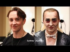 Backstage with Riff Raff | The Rocky Horror Show - YouTube