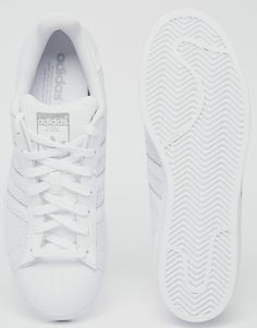 size 40 f93fa f9c76 Image 3 of adidas Originals Superstar Trainers In White S75962 Superstar,  Casual Shoes, Adidas