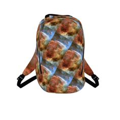 #OfficeGalaxy by #FlowersForAldrin, #Space, #OuterSpace, #Galaxy, #Universe, #alloverprint, #backpack, #CitrusReport