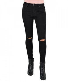 Huxley and Grace μαύρο ψηλόμεσο παντελόνι H3332 #γυναικείατζιν #παντελόνια #μόδα #γυναίκα #ψηλόμεσατζιν #womensjeans #fashion #style Black Jeans, Pants, Fashion, Moda, Trousers, Fashion Styles, Women Pants, Women's Pants, Fashion Illustrations