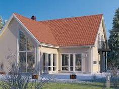 Bildresultat för 1 1/2 planshus förhöjt väggliv