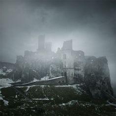 Dark Photography By Leszek Bujnowski