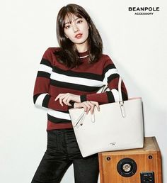 [OFFICIAL] Suzy for BEANPOLE ACCESSORIES   ©weibo  
