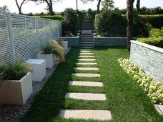 Realizzaizone piccolo giardino