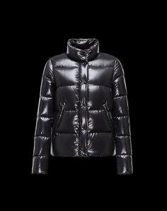 Moncler Rouillac Luxury Double Layer Down Blazer Schwarz