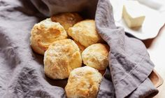 Virginia Willis' Buttermilk Biscuits | Southern Kitchen