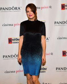 Julianne Moore attends Cinema Prive for Still Alice
