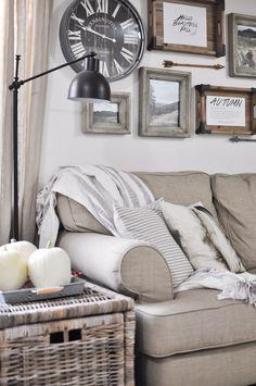 Create a Cozy Fall H