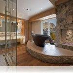 Modern Taş Banyo