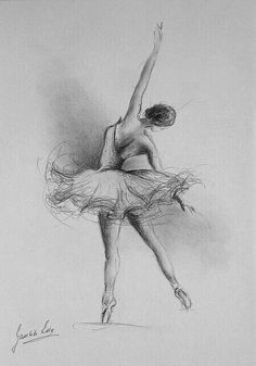 Картинка с тегом «drawing, ballet, and dance»