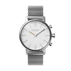 Kronaby Smart watch - Nord Stainless Milanese