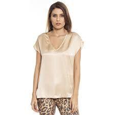 Resultado de imagem para blusas de cetim