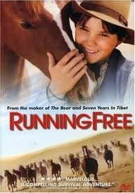 Running Free...horse movie... well maybe they will have done something realistic