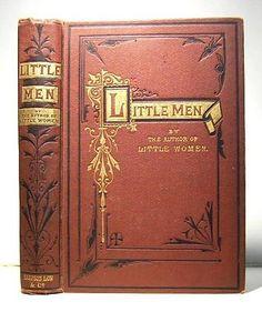 Little Men, Louisa May Alcott, 1872