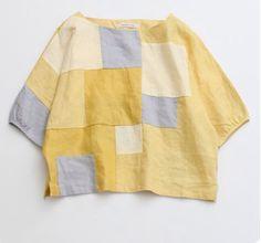Patchwork bluse  Patchwork shirt