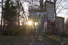 Kleine Charme-Bolzen – KulturNatur Cabin, House Styles, Home Decor, Environment, Glamour, Culture, Nice Asses, Decoration Home, Room Decor