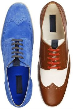Fred perry S/S Footwear line 2012, cant wait for this years.
