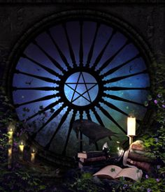 Welcome To Witches Of The Craft's Home Page.....lots of information at this site. This page is all about stories, crafts, etc concerning Yule