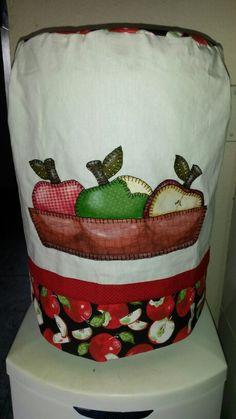 Capa de garrafão de maçã