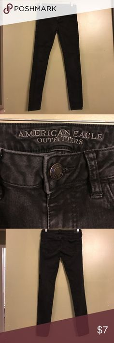 American Eagle Jegging American Eagle jegging super stretch size 4 American Eagle Outfitters Jeans Skinny