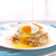 Monte cristo breakfast casserole! A low carb and gluten free breakfast casserole recipe based on the classic Monte Cristo sandwich! Atkins, gluten free, keto, low carb, paleo friendly.