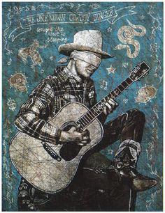 The Unknown Cowboy Singer