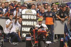 Moto3: Brad Binder, uma estrela em ascensão