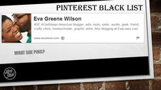 @Shai Unfiltered's Pinterest Pinner of Color Spotlight - Eva Greene Wilson, SocaMom