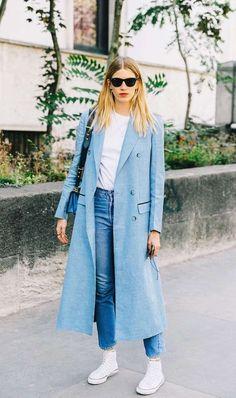Cómo Las Chicas Fashion Usan Jeans Y Zapatillas | Cut & Paste – Blog de Moda