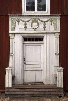 Swedish Decor, Swedish Style, Swedish Design, Scandinavian Design, Stockholm, Swedish Interiors, House In Nature, Door Entryway, Scandinavian Furniture