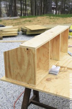 chicken coop nesting boxes ideas