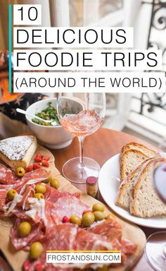 10 mouthwateringly delicious foodie vacations across the world. Foodie travel 10 Foodie Destinations that Will Leave You Drooling In China, Trader Joe's, Crockpot, Le Baron, Food Porn, Cheeseburger, Brunch, Home Chef, Best Places To Eat