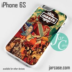 Oasis Poster Phone case for iPhone 6/6S/6 Plus/6S plus