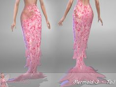 Jaru Sims' Mermaid 3 - Tail - Island Living needed Sims 3 Cc Clothes, Sims 4 Clothing, Sims 4 Collections, Sims Videos, Sims 4 Anime, Sims Packs, Sims 4 Dresses, Sims Community, Sims Mods