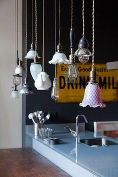 O apartamento - Houssein Jarouche 's Loft_Chelsea, New York | Interiors by Ana Strumpf