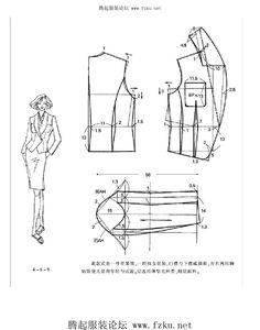 服装裁剪实用手册(上装篇) (1) by patrick