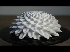 It Appears To Be A Normal Sculpture, But When It Spins You Can't Look Away - NewsLinQ