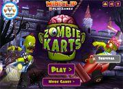 Zombie Karts   Juegos de Zombies - jugar online