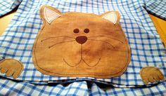 Carolina Creates: cat head application