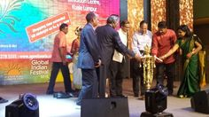 13 Global Indian Festival inaugurated by H.E. Mr. Trimurti, High Commissioner of India to Malaysia, Mr. Jagarao Simancha, founder &CEO, ASC Agenda Suria Communication SDN BHD along with other dignitaries.