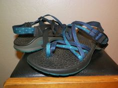Chaco Updraft X2 Bulloo Backsplash Strappy Water Sandals Sz 8 Womens #Chaco #SportSandals #Casual